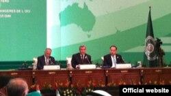 Участие заместителя главы МИД Таджикистана на заседании СМИД ОИК (ОИС) в Астане, 28 июня 2011 года