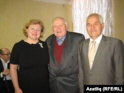 Светлана Смирнова, Мәсгут Гаратуев һәм Фнүн Мирзаянов