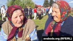 Любоў Века і Параска Радзько — аўцюкоўкі