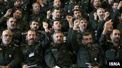 دونالد ترامپ، روز دوشنبه ۱۹ فروردین سپاه پاسداران انقلاب اسلامی را در فهرست «سازمانهای تروریستی خارجی» قرار داد (عکس از آرشیو)