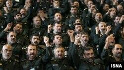 Рэвалюцыйная гвардыя Ірану