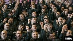 Trupa të Gardës Revolucionare në Teheran (Foto nga arkivi)