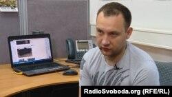 Представник спільноти InformNapalm Михайло Макарук