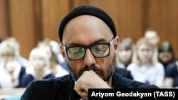 Кирилл Серебренников на заседании суда 16 августа