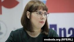 Сустаршыня БХД Вольга Кавалькова