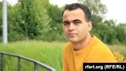طاهر سفر، خبرنگار بخش تاجکستان رادیو آزادی