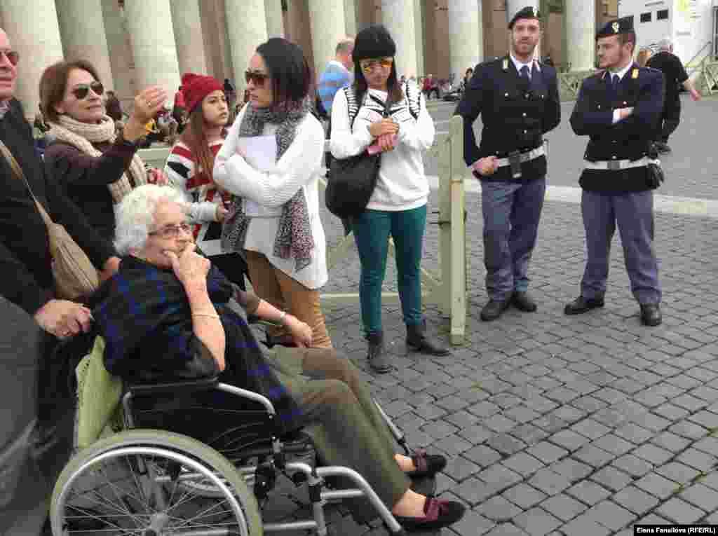 Люди с ограниченными возможностями и офицеры полиции