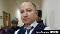 Адвокат Виталий Буркин