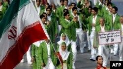کاروان ورزش ایران در المپیک ۲۰۰۸ پکن