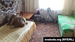 Спальня малодшых дзяўчатак