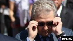 Аслан Мусин в бытность руководителем администрации президента Казахстана.