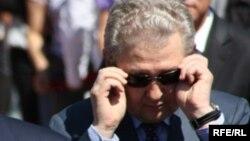 Руководитель администрации президента Казахстана Нурсултана Назарбаева Аслан Мусин.