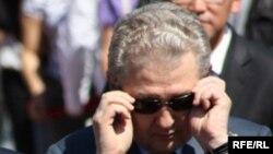 Аслан Мусин президент әкімшілігін басқарып тұрған кезінде.