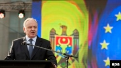 Moldavski predsednik Nikolae Timofti