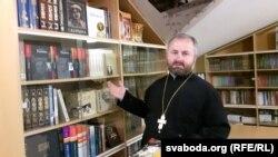 Настаяцель Калоскай царквы протаярэй Аляксандар Балоньнікаў