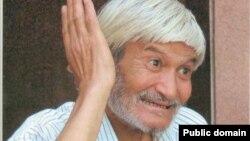 Uzbekistan -- Uzbek author Rauf Parfi, undated