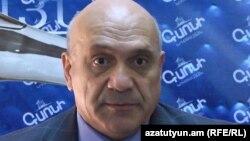 Председатель Комитета по защите свободы слова Ашот Меликян