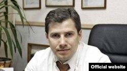 """Алег Румо, кіраўнік РНПЦ """"Трансплянтацыя органаў і тканінаў"""""""