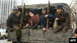 Чеченцы во время войны