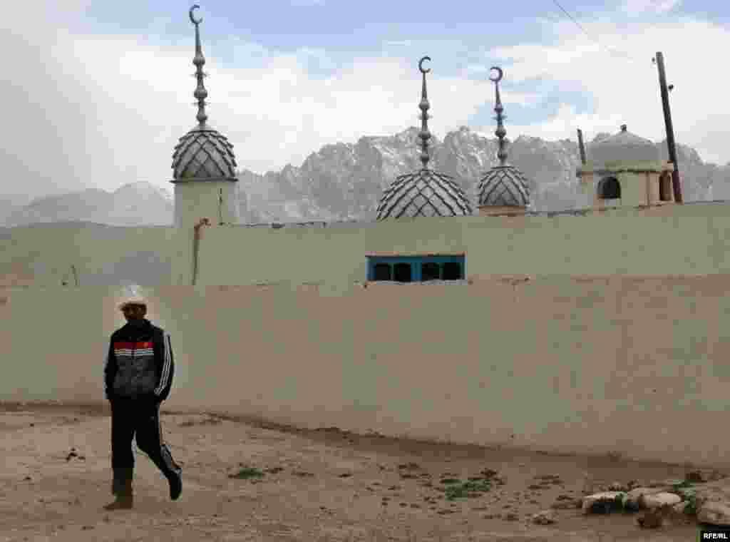 Восточный Памир: у озера Рангкуль... #31