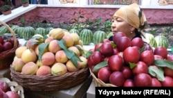 Фестиваль урожая в Кыргызстане. Иллюстративное фото.