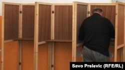 Glasanje u Crnoj Gori