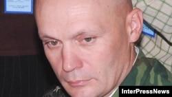 Марат Кулахметов, командующий Смешанными силами по поддержанию мира в зоне грузино-осетинского конфликта, 23 октября, 2007 года