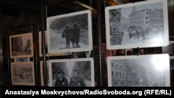 Виставка радянського воєнного фотографа Євгена Халдея, Київ, 5 травня 2011 року
