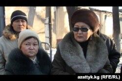 Родители солдат, декабрь 2011 г.