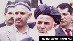 Sheikh Amonulloh Nematzoda died of cancer earlier this month.