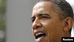 АҚШ президенті Барак Обама