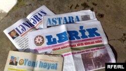 Cənub bölgəsində 20 adda qəzet və jurnal çıxır