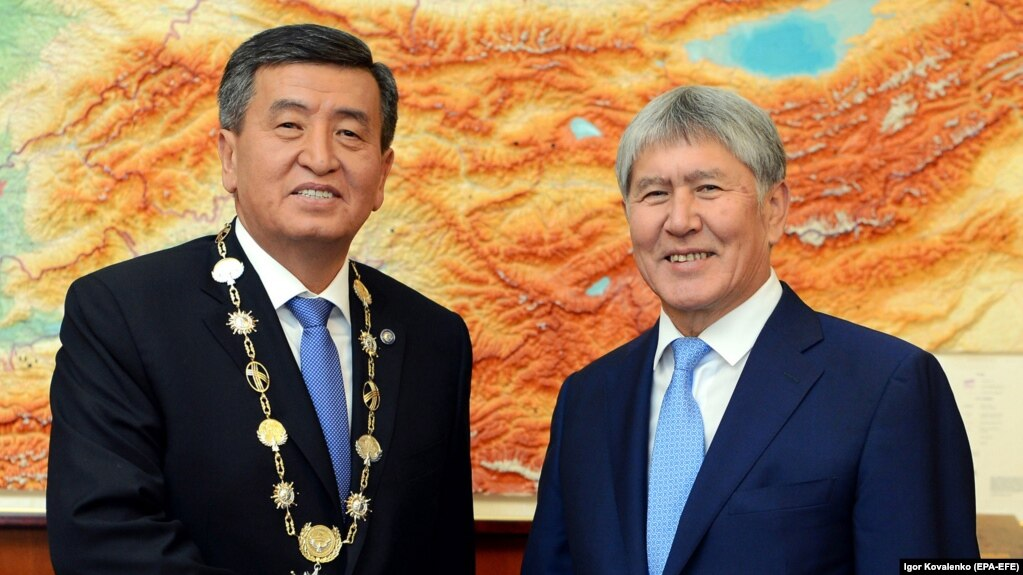 Majlis Podcast: A Russian Ingredient In A Kyrgyz Feud