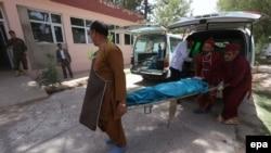 صمیمي تېر ماښام د افغان ځواکونو د مرګ ژوبلې په اړه وویل چې څلور پولیس وژل شوي او شپږ تنه هم ټپیان دي.