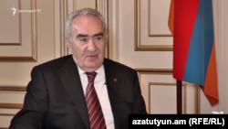 «Սերժ Սարգսյանը պետք է լինի մինչև վերջ». Գալուստ Սահակյան