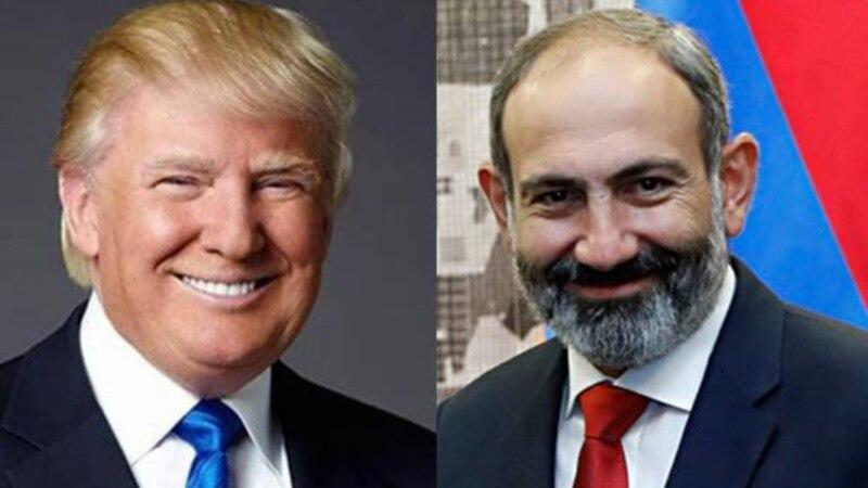 Трамп, Путин, другие зарубежные лидеры поздравили премьера Армении с Днем независимости