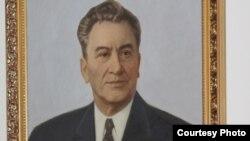 Бывший лидер Советского Казахстана Динмухамед Кунаев.