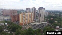 """Долгострой """"Закаменский"""" в Новосибирске"""