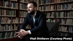 Віталь Шкляраў, архіўнае фота