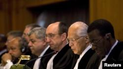 ჰააგის მართლმსაჯულების საერთაშორისო სასამართლო