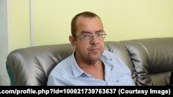 Сергій Макаренко проходить процедуру гемодіалізу у містечку Енергодар Запорізької області