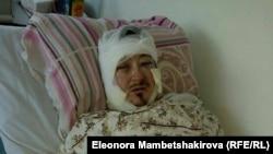 Кадыр Маликов сабалгандан кийин ооруканада
