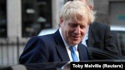 Kryeministri në ardhje i Britanisë, Boris Johnson.