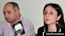 """Тея Тутберидзе: """"Если Дмитрий Шашкин думает, что раз у него хорошие отношения с министром юстиции, не встанет вопрос о его ответственности, ошибается."""""""
