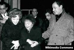 Эдит Пиаф(ортодо) 1960-жыл