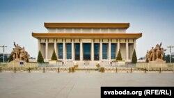 Дом памяці Старшыні Мао (маўзалей) на пляцы Цяньаньмэнь