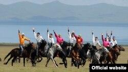 Кыргыз каскадерлору