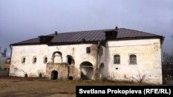 Солодежня - каменные палаты XVII века