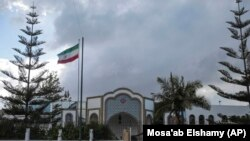 تصویری از سفارت ایران در رباط، پایتخت مراکش