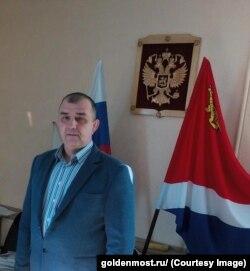 Петр Куприянов. Фото: goldenmost.ru